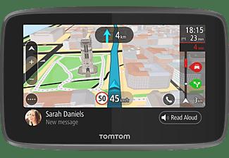 TOMTOM GO 5200, PKW Navigationsgerät, 5 Zoll, Kartenmaterial Weltweit, 152 Länder, Micro-SD Slot, inkl. Lifetime card updates