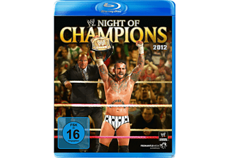 Night of Champions 2012 [Blu-ray]
