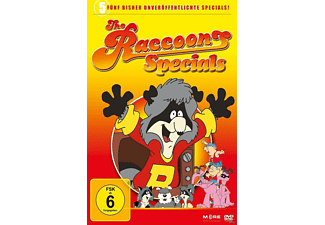 The Raccoons Specials - (DVD)