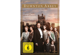 Downton Abbey - Staffel 6 [DVD]