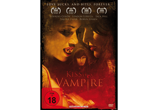Kiss of a Vampire - (DVD)