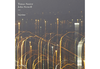 Thomas Sauter, John Stowell - Anytime - (CD)