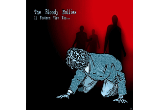 The Bloody Hollies - If Footmen Tire You... - (Vinyl)