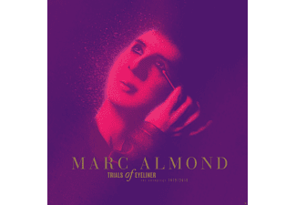 Marc Almond - Trials Of Eyeliner-Anthology 1979/2016 [CD]
