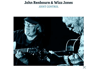 John Renbourn, Wizz Jones - Joint Control - (CD)