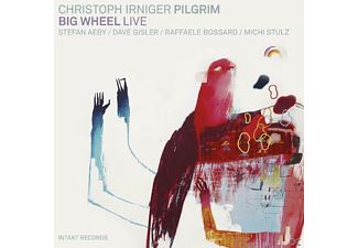 Christoph Irniger Pilgrim - Big Wheel - (CD)