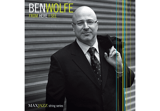 Ben Wolfe - From Here I See - (CD)