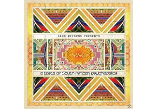 VARIOUS - A Taste Of South African Psychedelics [CD]