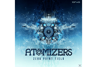 Atomizers - Zero Point Field [CD]