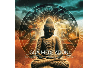 VARIOUS - Goa Meditation Vol.1 - (CD)