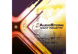 Audiostorm - Giant Industry - (CD)