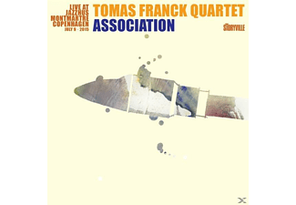 Thomas Franck Quartet - Association-Live at Jazzhus Montmartre - (CD)