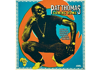 Pat Thomas - Coming Home (Classics 1967-1981) [CD]