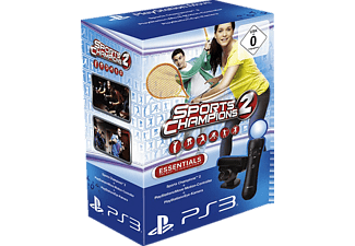 AK TRONIC Move-Motion-Controller + Kamera inkl. Sports Champions 2