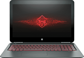 HP OMEN 17-w034ng, Gaming-Notebook mit 17.3 Zoll Display, Core™ i7 Prozessor, 16 GB RAM, 1 TB HDD, 256 GB SSD, Geforce GTX 960, Schwarz