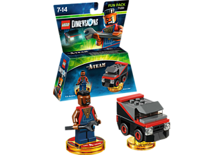 LEGO Dimensions - Fun Pack (The A-team)