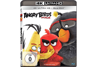Angry Birds - Der Film - (4K Ultra HD Blu-ray + Blu-ray)