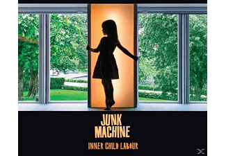 Junk Machine - Inner Child Labour [CD]