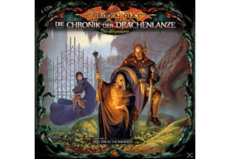 Holy,David/Hickman,Tracy/Weis,Margareth - Die Chronik Der Drachenlanze 5: Drachenkrieg - (CD)