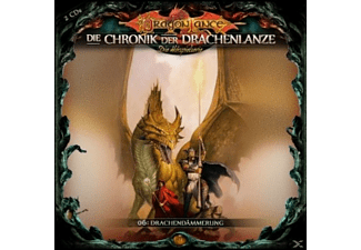 Holy,David/Hickman,Tracy/Weis,Margareth - Die Chronik Der Drachenlanze 6: Drachendämmerung - (CD)