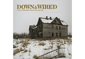 VARIOUS - Best of Down & Wired 1 & 2 - (CD)