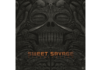 Sweet Savage - Regeneration [CD]