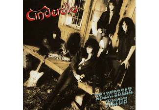 Cinderella - Heartbreak Station (Re-Release) [CD]