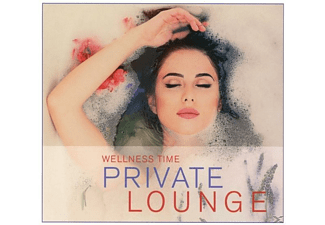 VARIOUS - Private Lounge-Wellness Time - (CD)