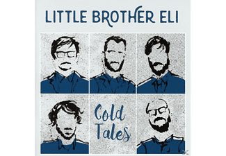 Little Brother Eli - Cold Tales - (CD)
