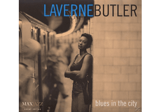 Laverne Butler - Blues In The City - (CD)