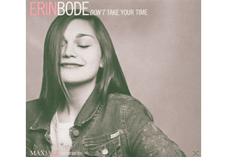 Erin Bode - Don't Take Your Time - (CD)