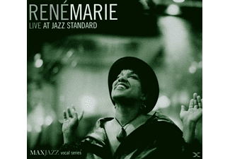 René Marie - Live At Jazz Standard - (CD)