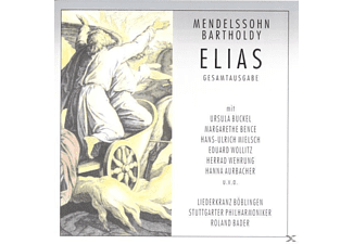 Roland & Sgp Bader - Elias - (CD)