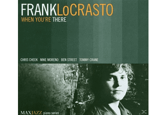 Frank Locrasto - WHEN YOU RE THERE - (CD)
