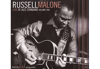 Russell Malone - LIVE AT JAZZ STANDARD 2 - (CD)