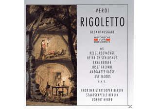VARIOUS - Rigoletto - (CD)