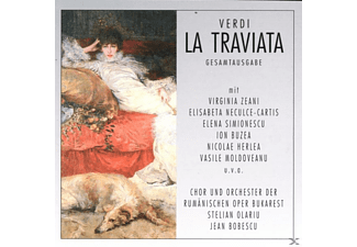 VARIOUS - La Traviata [CD]