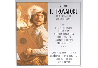 VARIOUS - Il Trovatore [CD]