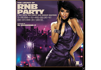 VARIOUS - The Legacy of Rn'B Party - (CD)