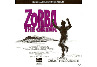 Μίκης Θεοδωράκης;VARIOUS -  Zorba the Greek O.S.T. [CD]
