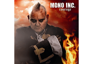 Mono Inc. - Revenge Ltd. - (CD-Mini-Album)