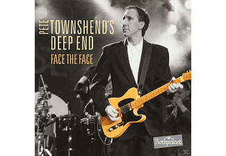 Pete Townshend & The Deep End With David Gilmour - Face The Face - (CD + DVD Video)