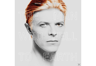 VARIOUS - The Man Who Fell To Earth [CD]