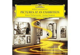 Wiener Philharmoniker, Dudamel Gustavo - Pictures At An Exhibition - (CD)
