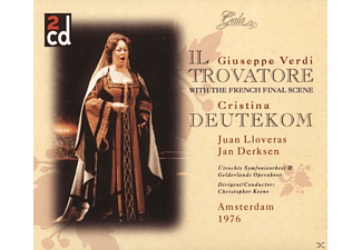 Christina Deutekom - Il Trovatore - (CD)