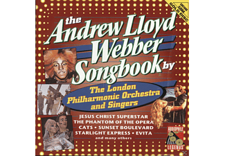 The London Philharmonic Orchestra And Singers - The Andrew Lloyd Webber Songbook - (CD)