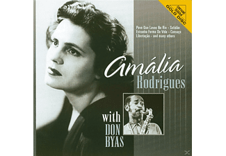 Don Byas, Amália Rodrigues - With Don Byas - (CD)