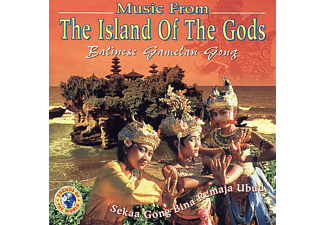 Sekaa Gong Bina Remaja Ubud - Music from the Island of the Gods : Balinese Gamel - (CD)