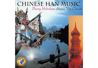 Rao Ningxin, Luo Dezai, Luo Lian - Chinese Han Music - Zheng Melodies : Above the Clo - (CD)