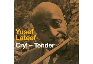 Yusef Lateef - Cry! Tender/ Lost In Sound - (CD)
